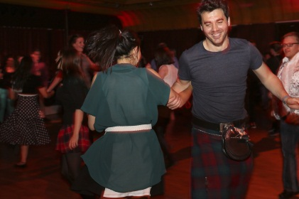Edinburgh Ceilidh