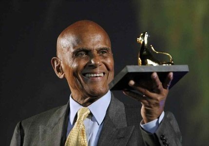 Harry Belafonte in Locarno