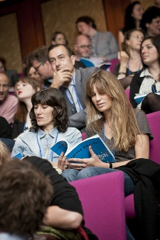 Jemima Khan at The Good Pitch