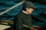 John Hurt in Sailcloth
