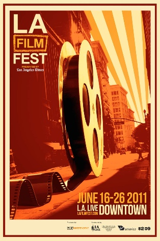 Los Angeles Film Festival 2011 poster