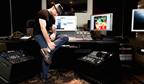 Yoav Goren in studio