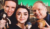 maisie williams aardman early man