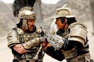 Dragon Blade: John Cusack and Jackie Chan