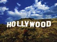 Hollywod sign