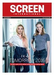 Stars of Tomorrow 2016 cover
