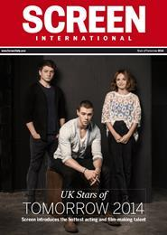 UK Stars of Tomorrow 2014