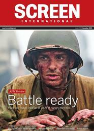 Screen November 2015 cover