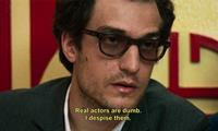 Louis Garrel on why he decided to play Godard in 'Redoubtable'