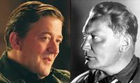 Stephen Fry to play top Nazi in biopic of wartime opera singer Margery Booth