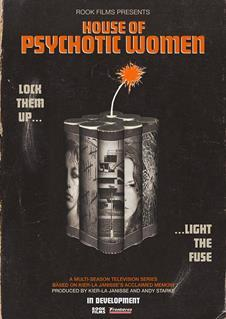 House of Psychotic Women poster