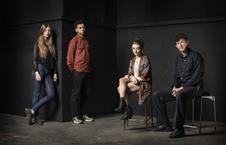 Mia Goth, Calvin Demba, Maisie Williams, Callum Turner
