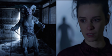 A Christmas Horror Story and Tales of Halloween