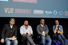 FrightFest Future of UK Horror panel