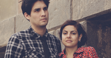 Rania Attieh and Daniel Garcia