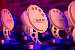 Screen Awards 2015 award