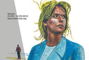Venice Film Festival 2015 poster