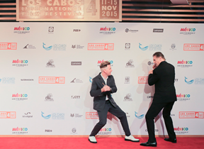 Ewan McGregor and Liam Neeson