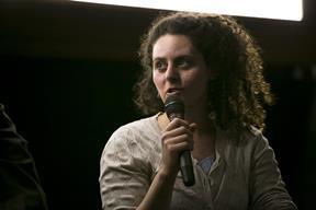 Yasmin Fedda in Glasgow