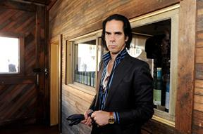 Nick Cave, subject of 20,000 Days on Earth