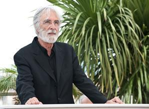 "Director Michael Haneke at the photo call of ""The White Band"" at the 62nd Cannes Film Festival in Cannes"