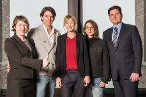 Made in Germany Perspektive Fellowship jury 2015