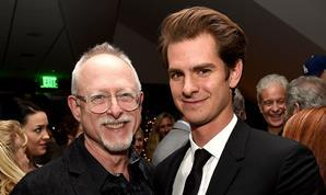 Robert-Schenkkan-and-actor-Andrew-Garfield