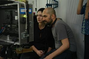 Shlomi and Ronit Elkabetz