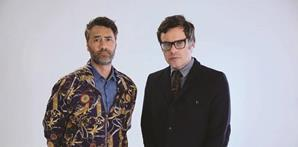 Taika Waititi and Jermaine Clement