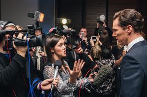 The Imitation Game pre-BAFTA reception