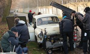 Ida behind the scenes