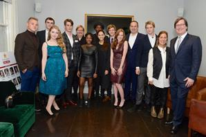 Actors, Stars Of Tomorrow 2015, With Casting Directors From Csa