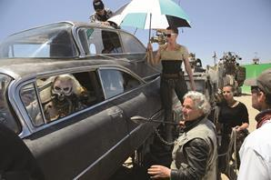 Mad Max Fury Road behind the scenes