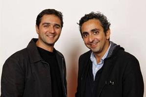 Olivier Nakache and Eric Toledano