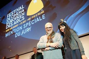 Norwegian director Iram Haq's I Am Yours was screened in the competition in Les Arcs festival in 2013