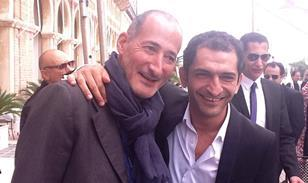 Daniel Ziskind and Amr Waked
