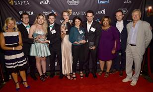 2017 BAFTA SFA Winners