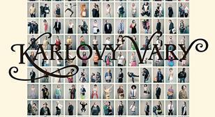 Karlovy Vary Film Festival 50th poster