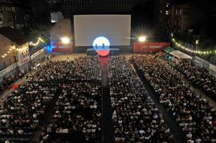 Sarajevo Open Air audience