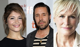 Gemma Arterton, Paddy Considine, Glenn Close