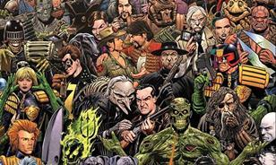 Future Shock The Story Of 2000AD