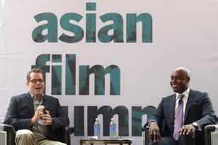 Asian Film Summit Toronto Peter Loehr Cameron Bailey