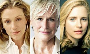 Frances McDormand Glenn Close Brit Marling