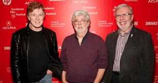 Robert Redford George Lucas Sundance