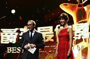 Andrey Zvyagintsev and Sophie Marceau