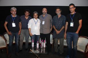 Mumbai Film Festival screenwriting panel