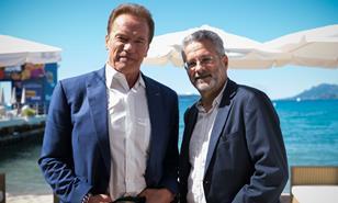 Arnold Schwarzenegger, Francois Mantello