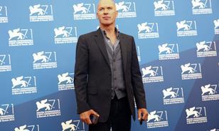 Michael Keaton in Venice