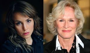 Noomi Rapace Glenn Close