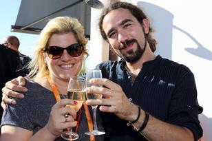 Melissa Cogavin of ECA with Miki Gonzalez Version Digital